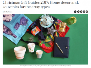 Honeycombers Christmas Gift Guide