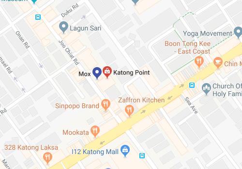 MOX on Google Maps