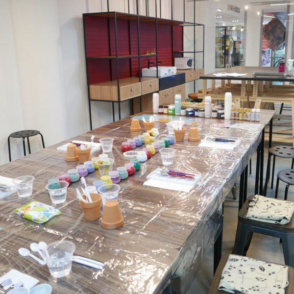 MOX workshop space