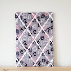 Floral Burst Memo Board