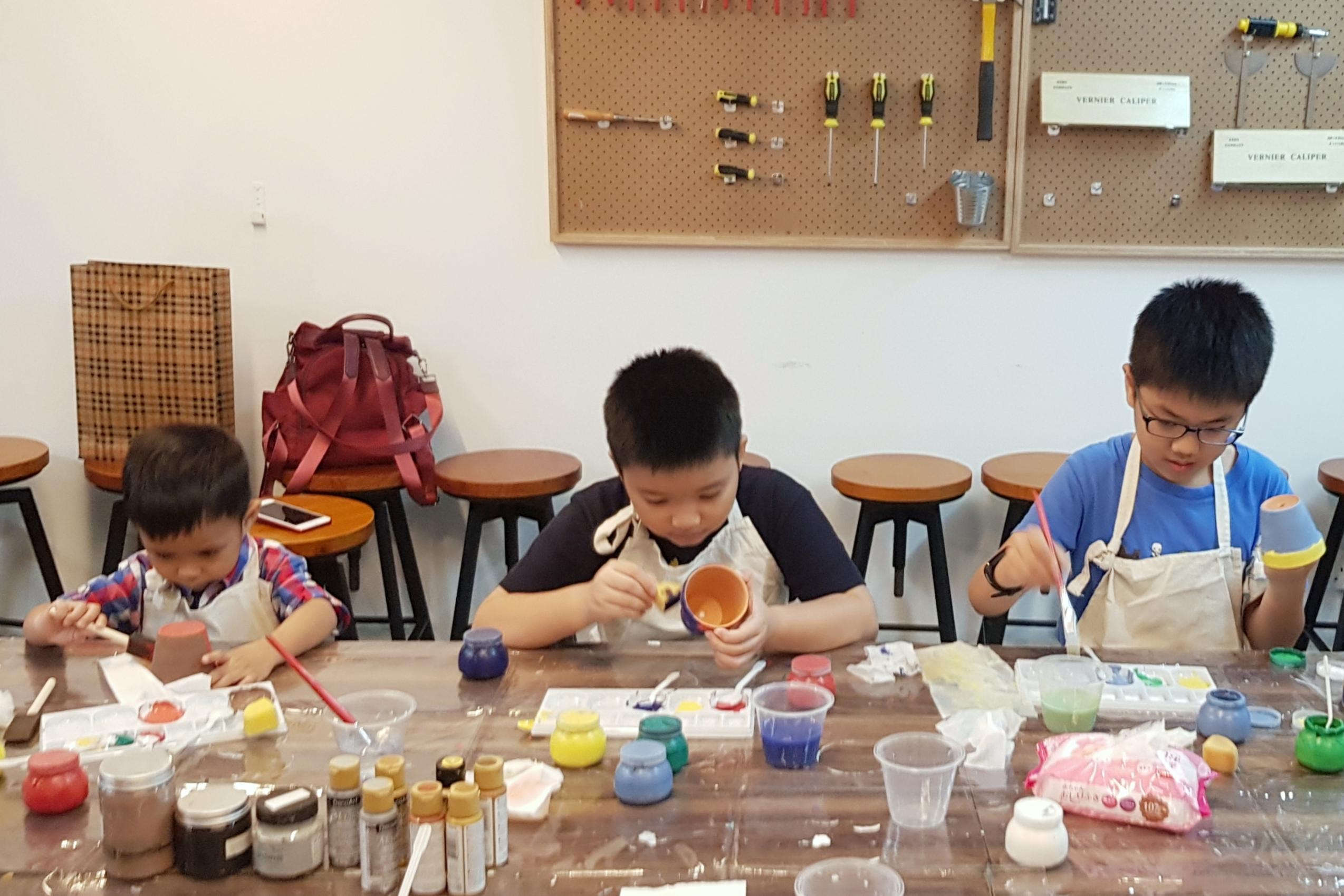 Workshops for Kids