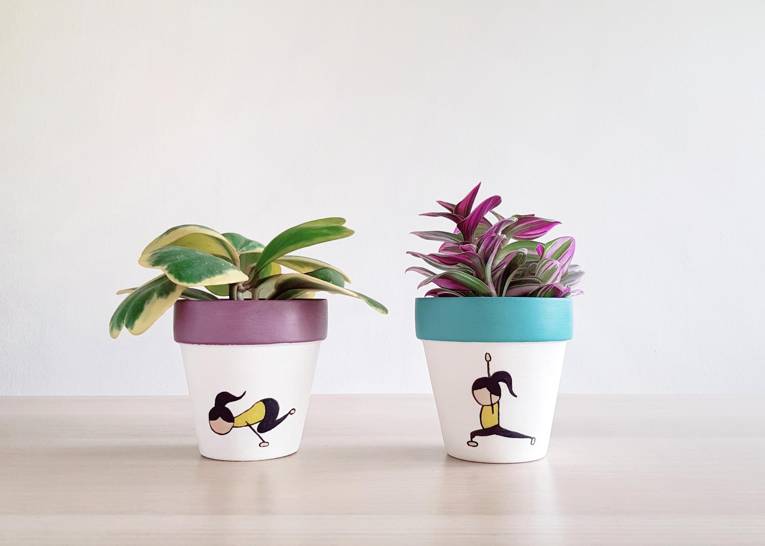 Namaste Pots